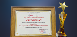 Ứng dụng công nghệ số xuất sắc trong lĩnh vực Giáo dục Đào tạo Giải thưởng Công nghệ số Việt Nam 2018