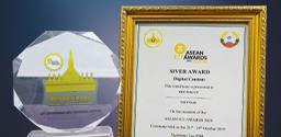 Giải Bạc hạng mục Digital Content Nội dung số Vòng Chung khảo ASEAN ICT Awards 2019