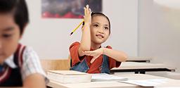 Sử dụng nhiều câu hỏi tương tác để phù hợp với đối tượng học sinh Tiểu học